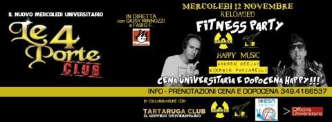Il mercoledì Happy - Multiradio in diretta da Le 4 Porte a Macerata