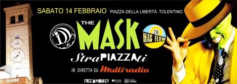 Multiradio in diretta da The Mask - Tolentino Piazza della Libertà sabato 14 febbraio