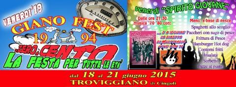 Multiradio - Giano Fest - ven 19 giugno