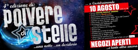Multiradio Live a POLVERE DI STELLE - Castelraimondo 10 agosto